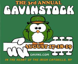 Gavinstock Fest: Shilelagh Law, The Narrowbacks, Celtic Cross, Canny Brother's + Band
