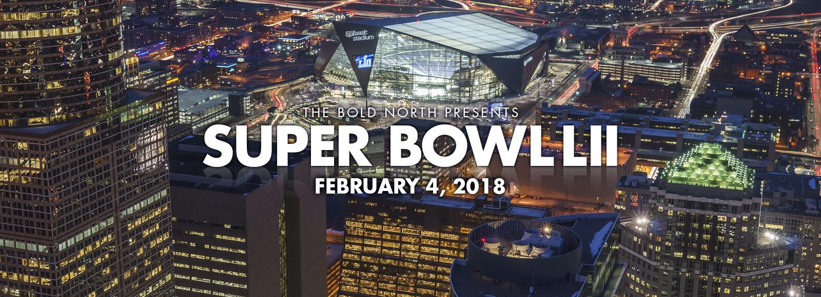 Super Bowl Sunday Weekend Package