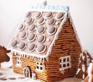 Gingerbread House Decorating Workshop @ Gavin's Irish Country Inn