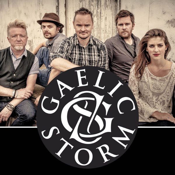 Gaelic Storm Live at Gavin's at 9 pm