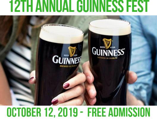 Guinness Fest Columbus Weekend