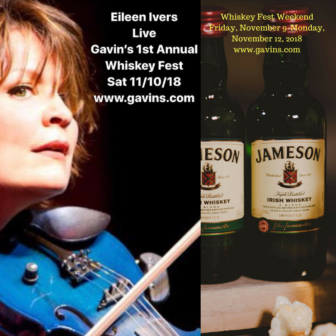 Whiskey Fest with Eileen Ivers