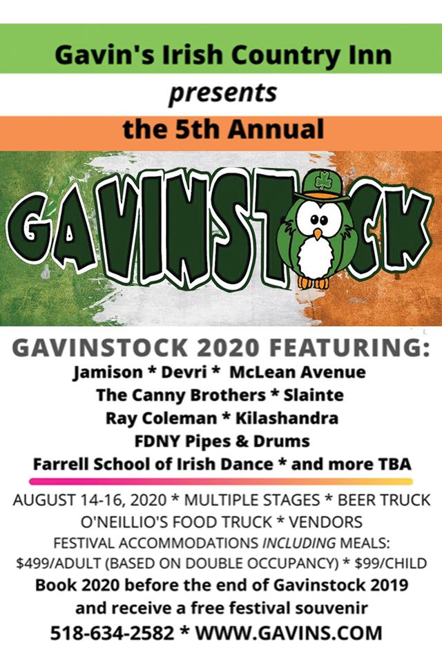 Gavinstock 2020