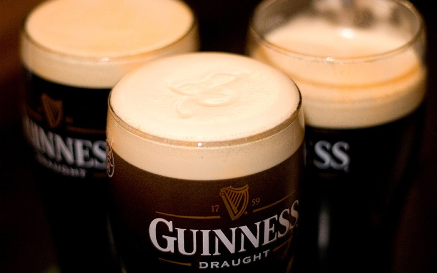 Guinness & Columbus Day Weekend  2020