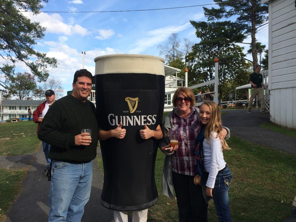 Guinness Oktoberfest Weekend Getaway