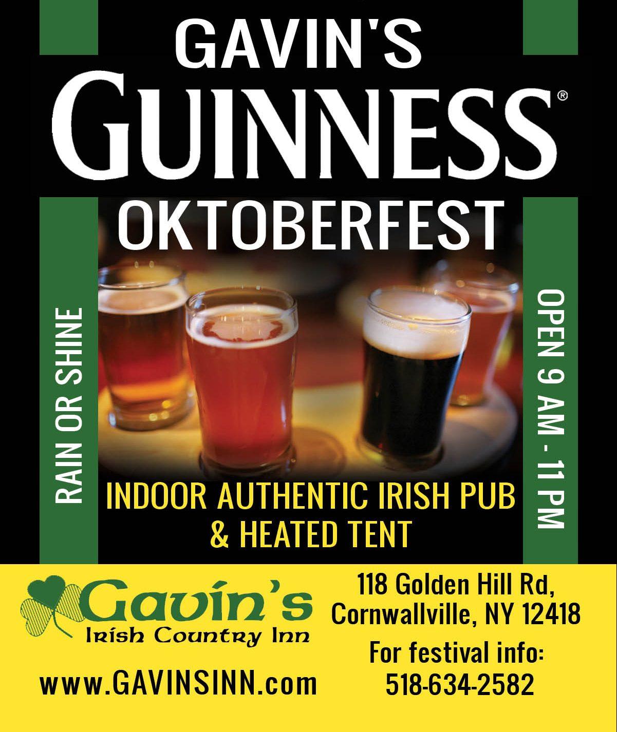 Gavin's Guinness Oktoberfest 2022