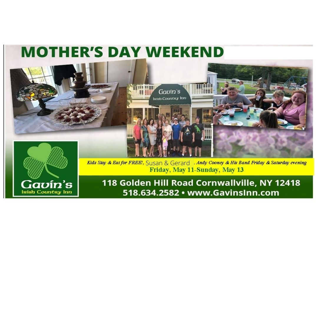 Mother's Day Weekend Package