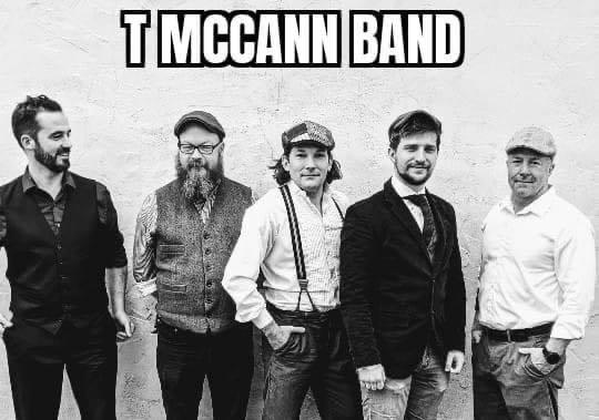 T Mccann Irish Band